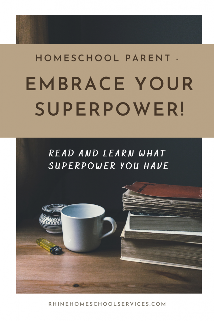 Embrace your Superpower