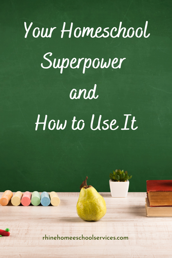Homeschool Superpower