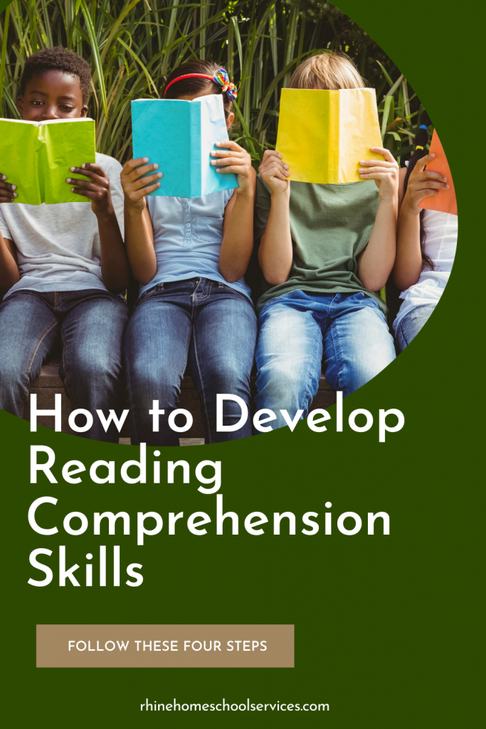 How to Develop Reading Comprehension Skills