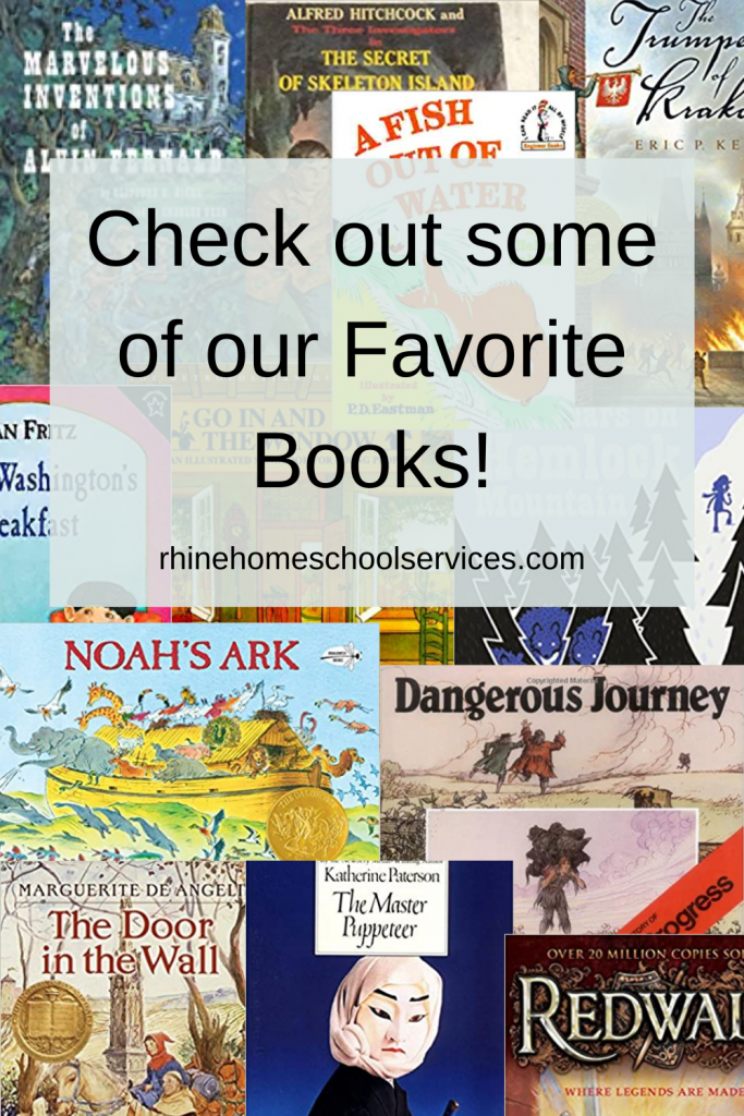Some of our Favorite Books